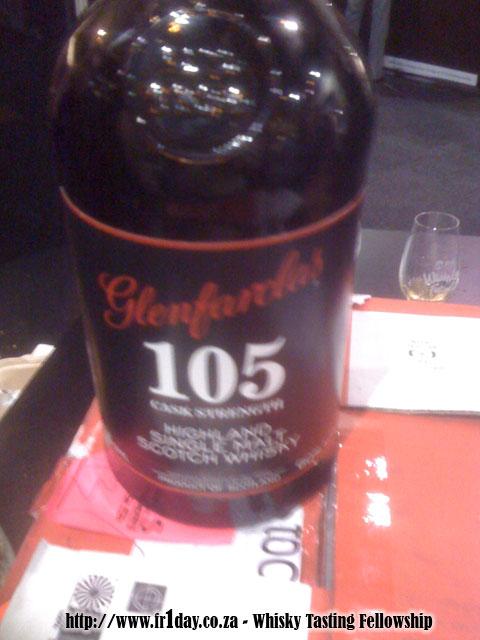 Glenfarclas 105 - last dram of the night
