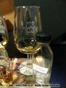 Grant's 25 year old whisky