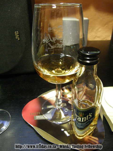 Grant's Ale Cask whisky