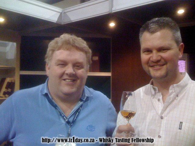 Ian Logan and me