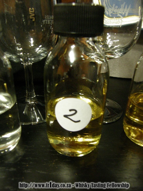 Mackmyra Sample #2 - Special 07