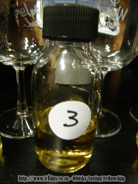 Mackmyra Sample #3 - Moment Rimfrost (Frost)