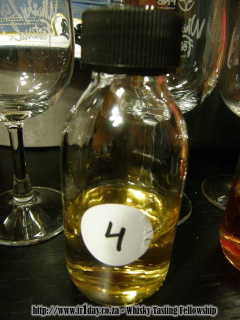 Mackmyra Sample #4 - Moment Norrsken (Northern Lights)