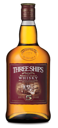 Three Ships 5 year old Premium Select