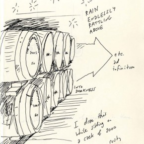 anCnoc Drawings by Peter Arkle - Dunnage Warehouse