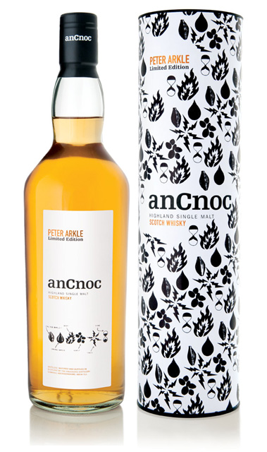 Peter Arkle 1st Edition anCnoc Whisky