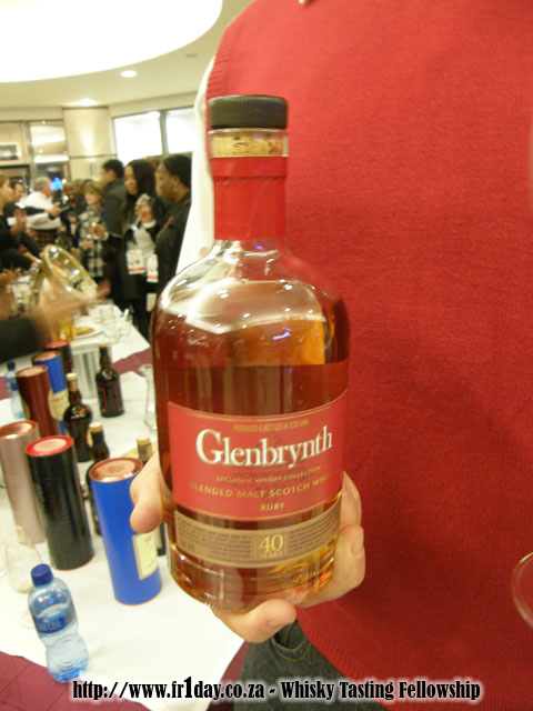 Glenbrynth 40 Year Old at the Kaya FM / Wade Bales Wine & Malt Whisky Affair