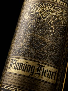 2012 Flaming Heart Whisky