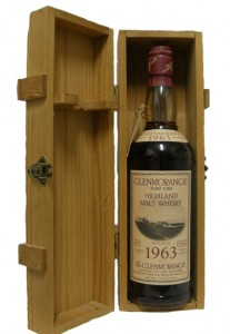 Don't miss the opportunity to buy vintage whisky like this Glenmorangie 1963