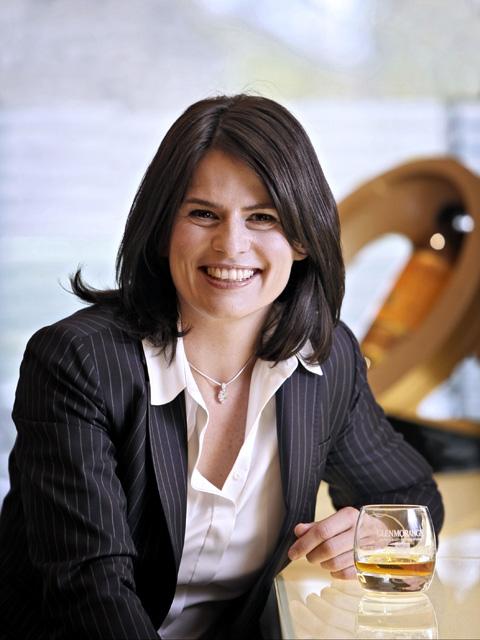 Glenmorangie global brand ambassador, Karen Fullerton