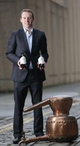 Jack Teeling, founder of the Teeling Whiskey Company
