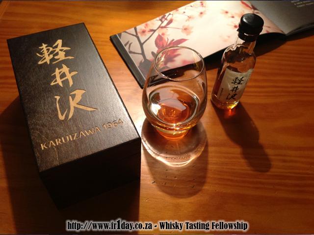 Karuizawa 1964 - Awaiting Tasting