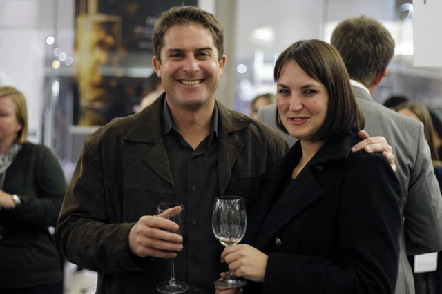 Wine Lovers at the KAYA FM Wine & Malt Whisky Affair