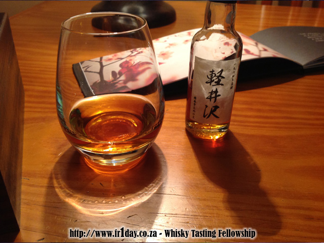 Tasting the Famed Karuizawa 1964 48 Year-Old Japanese Whisky