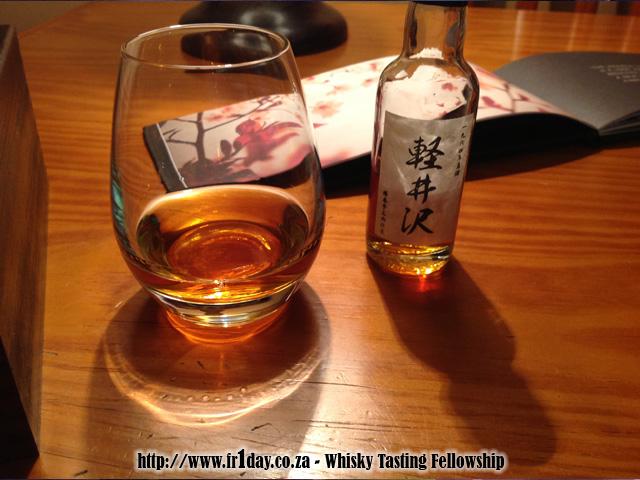 Tasting the Famed Karuizawa 1964 48 Year-Old Japanese Whisky