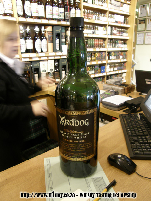 Anyone for 4.5 litres of Ardbog?