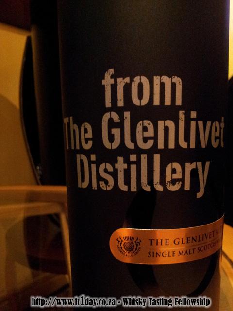 The Glenlivet Alpha's Matte Black Bottle