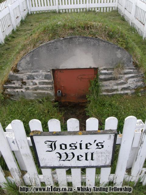 Josie's Well - water source for The Glenlivet
