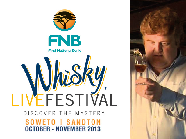 The Glenlivet Global Brand Ambassador, Ian Logan, will be at Whisky Live Festival