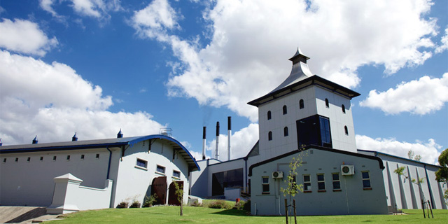 The James Sedwick Distillery - Home of Three Ships and Bain's Whisky