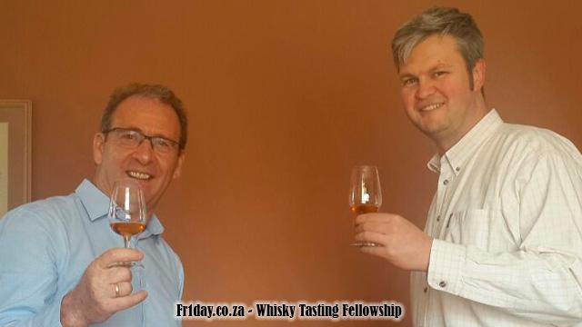 Tasting The Glenfiddich 26yo With Ian Millar