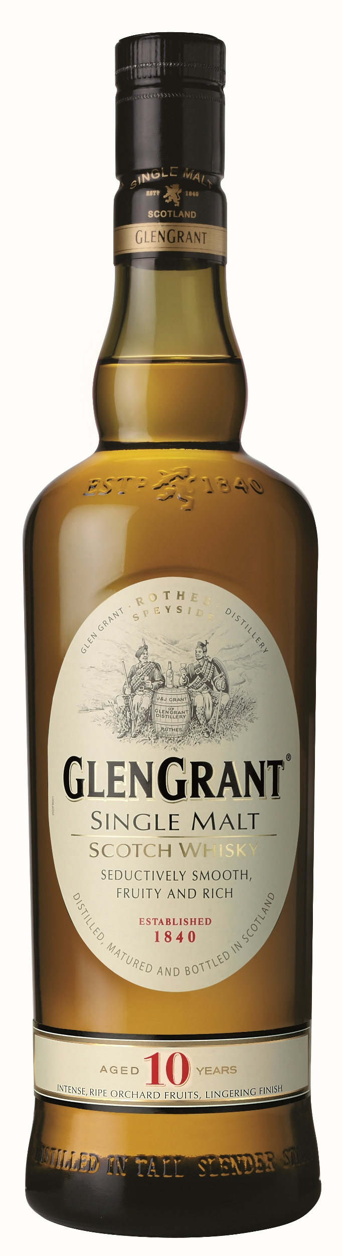 Win a bottle of Glen Grant 10yo and double tickets to Whisky Live