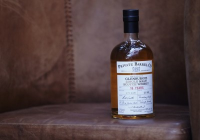 A single cask 16 year old Glenburgie