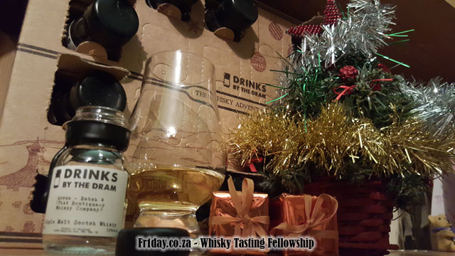 Day 11 - Arran - Batch 4, That Boutique-y Whisky Company