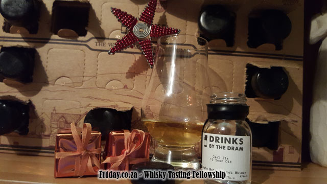 Day 12 - Caol Ila 12 Year Old