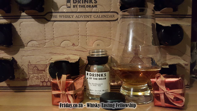Day 13 - GlenDronach 12 Year Old