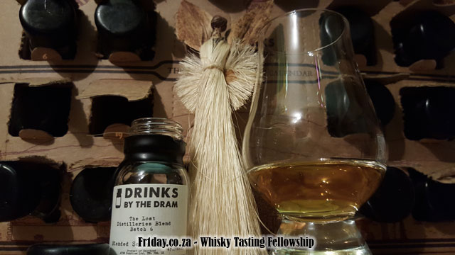 Day 19 - The Lost Distilleries Blend, Batch 6