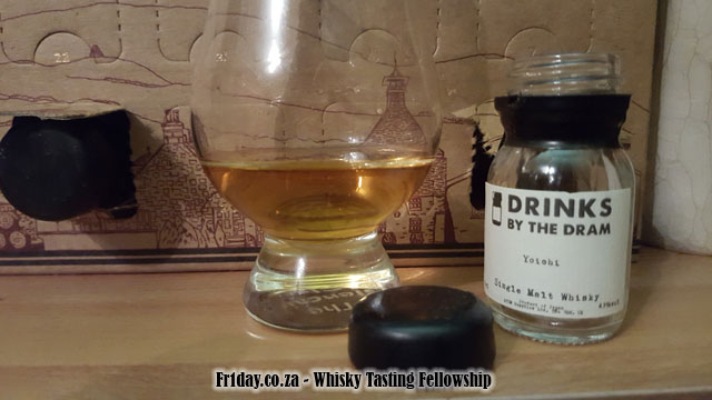 Whisky Advent Calendar 2015 - Day 2 - Yoichi NAS