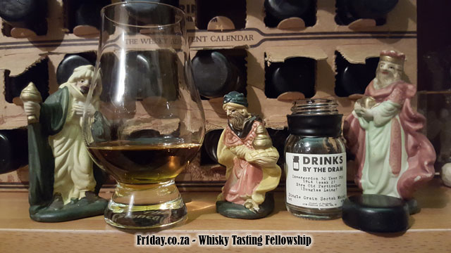 Day 24 - Invergordon 50 Year Old, 1964 Cask 2