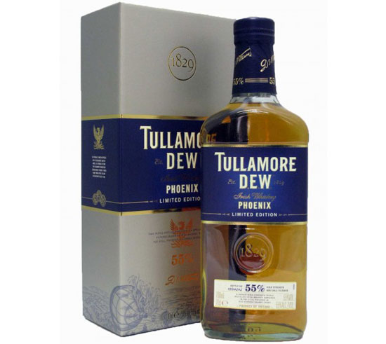 Tullamore Dew Phoenix Limited Edition