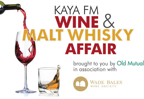 2016 Kaya FM Wine and Malt Whisky Affair