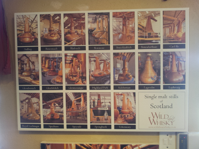 Education at Wild About Whisky