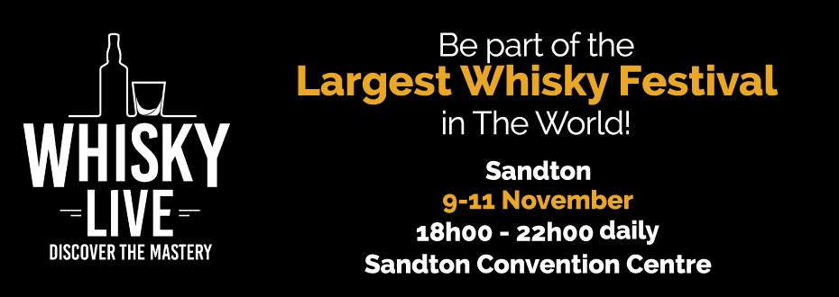2016 Whisky Live Festival SA