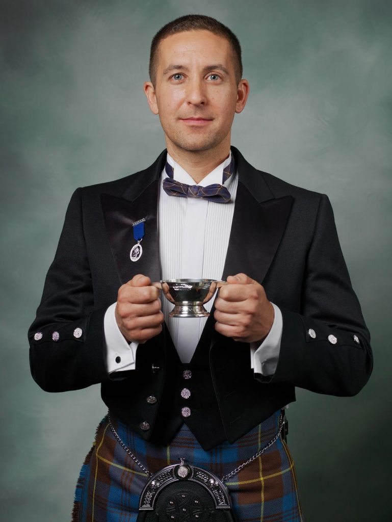 Marc Pendlebury - Keeper of the Quaich
