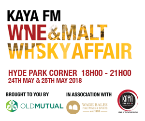 Kaya FM Wine & Malt Whisky Affair