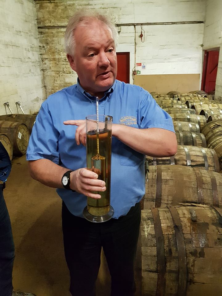 Alan Offering Us Glendronach 3yo Bourbon Cask Whisky