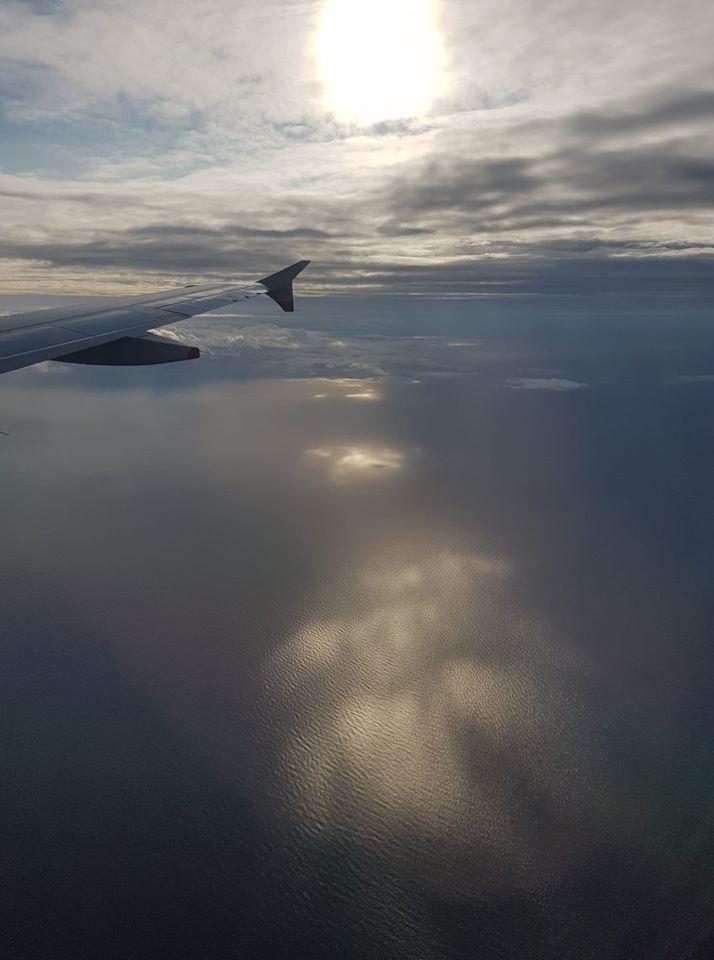 Flight To Scotland