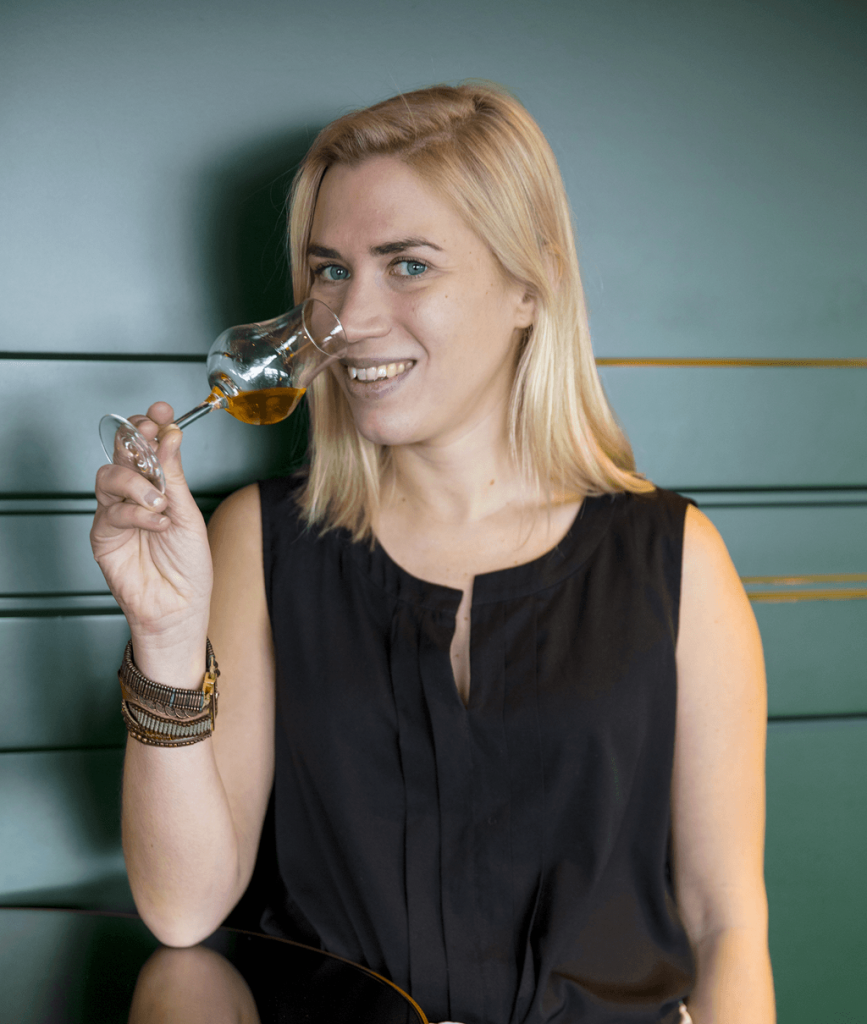Georgie Bell Bacardi Single Malts Global Ambassador