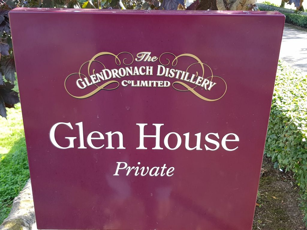 Glen House Private Residence