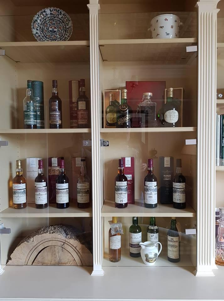 Glen House Whisky Cabinet