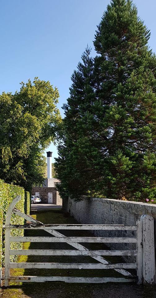 Glendronach Chimney Vista