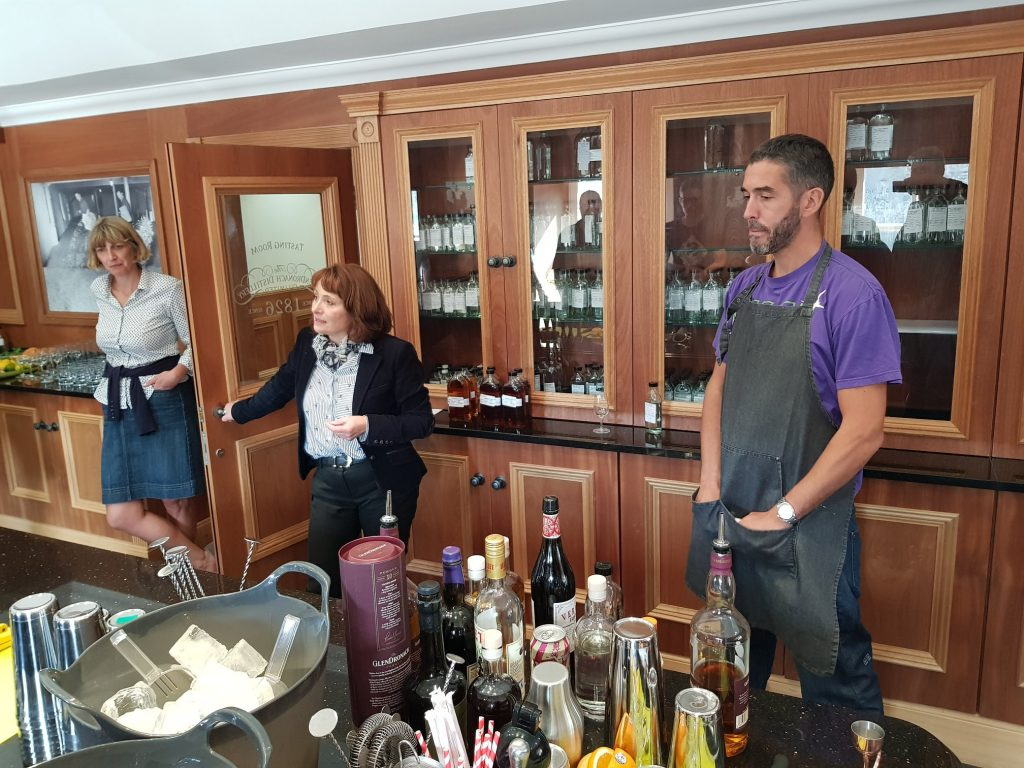 Glendronach Cocktail Master Class