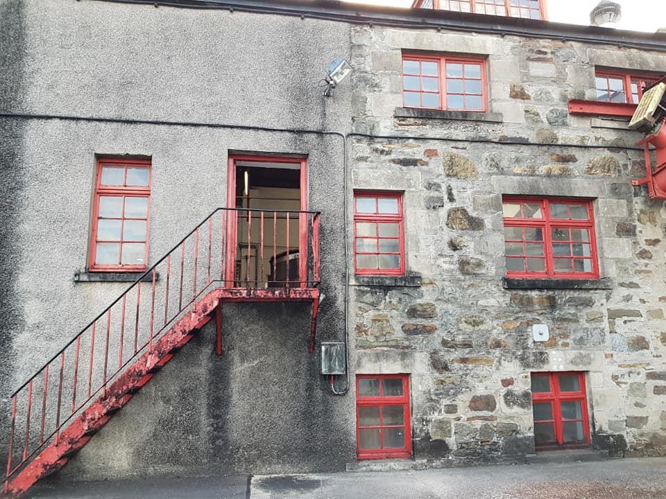 Glendronach Distillery Building