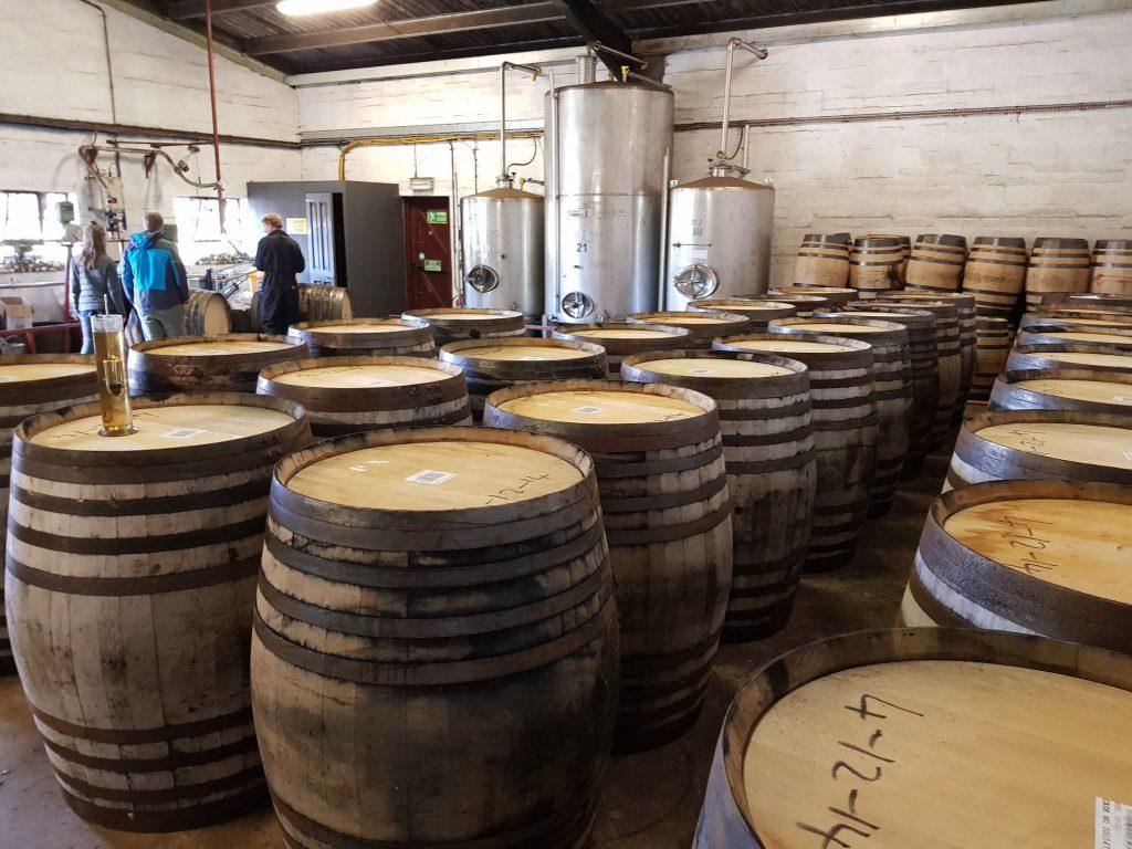 Glendronach Distillery Filling Station