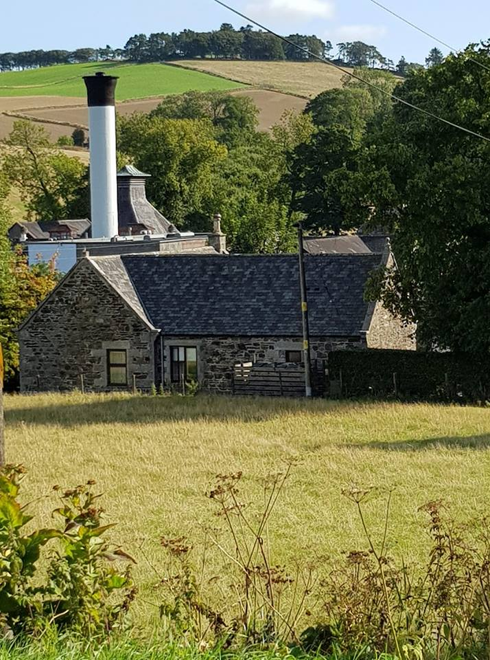Glendronach Distillery First Sighting