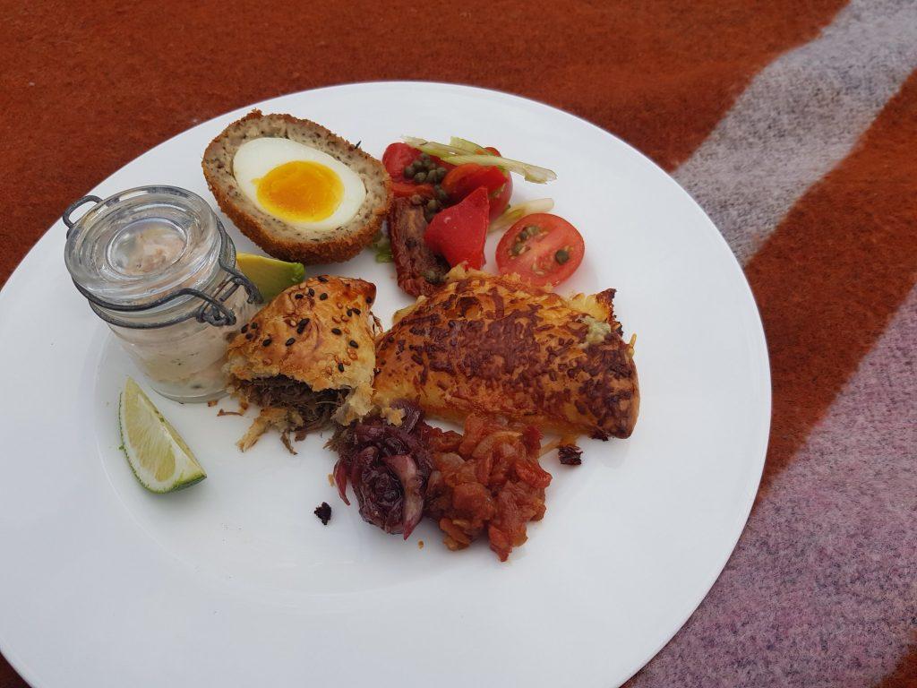 Glendronach Picnic Lunch